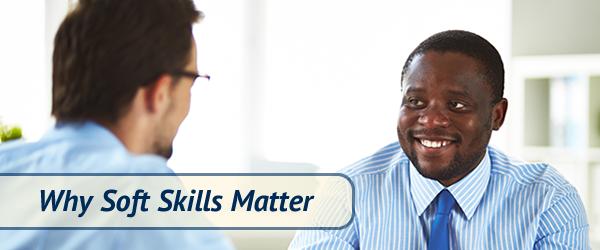 Soft Skills Matter