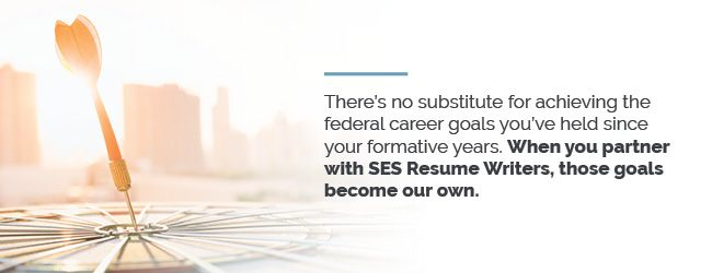 When you partner with SES Resume Writers, those goals become our own.